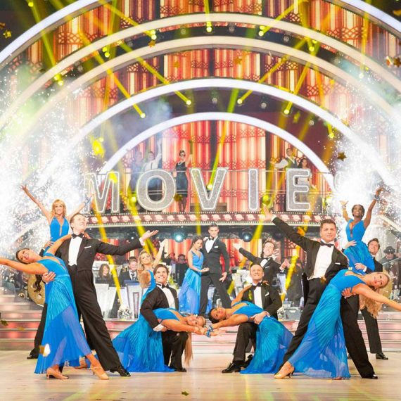 Strictly Come Dancing Movies Week