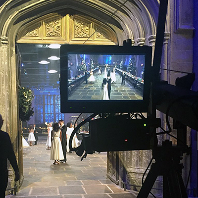 In The Great Hall