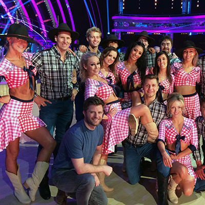 Strictly Hoedown